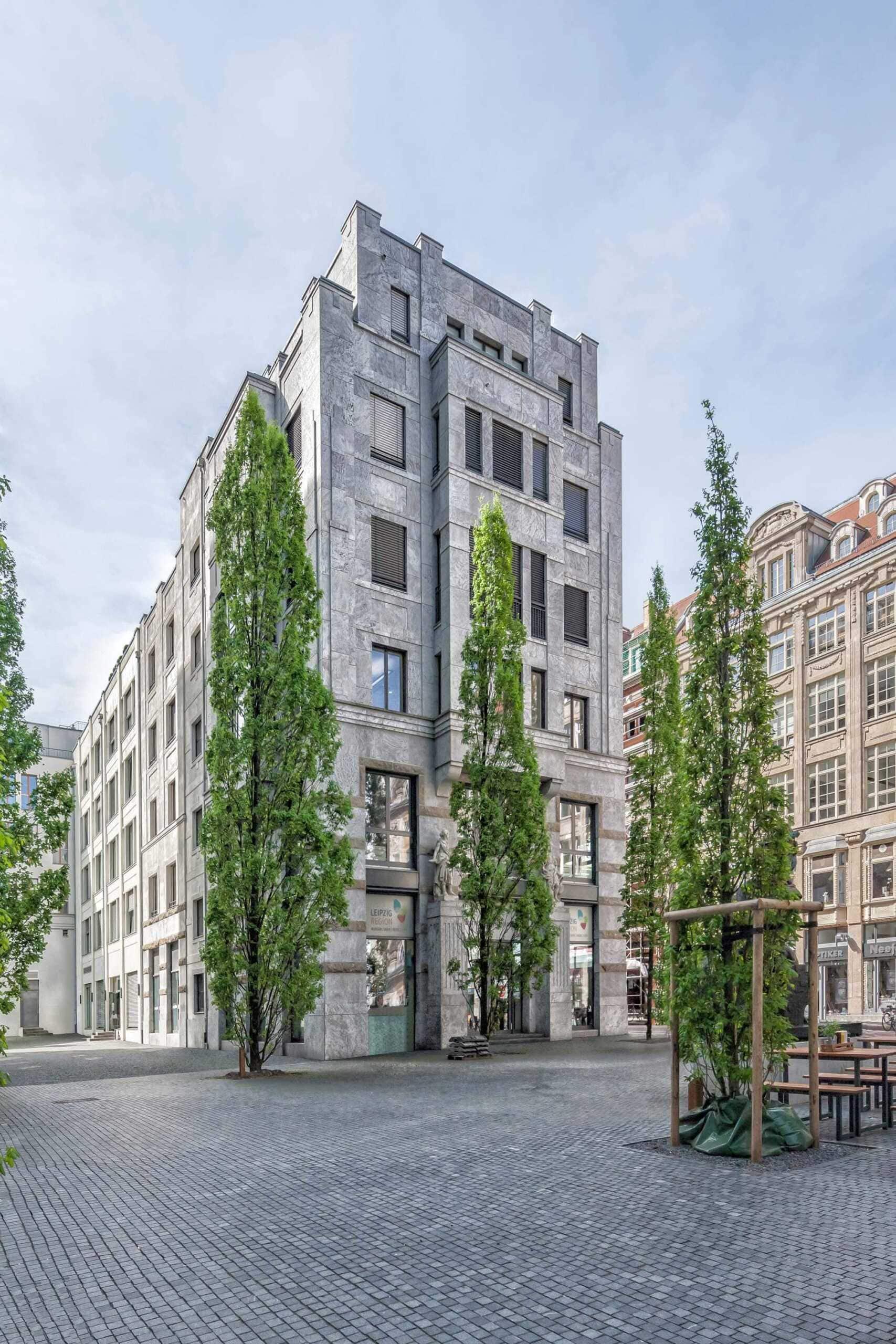 Architekturfotografie in Leipzig